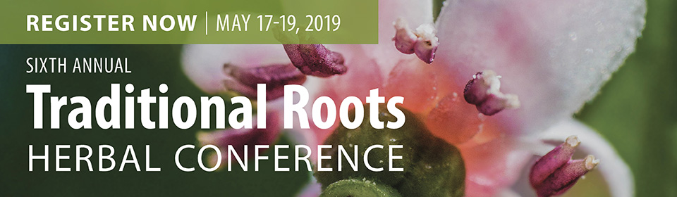 Traditional Roots Herbal Conference | Portland Herbal Conference